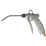 Pistole ofukovací - připojení hadice 13 mm / bezp.prodloužená tryska
